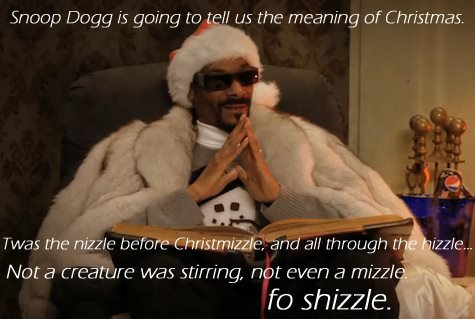 Fo Shizzle?. . Snoop Chegg is going In ll us the meaning of Christmas. Not a creature was 5. hrrnng, nor even a shizzle, kogon , FLT Twas the