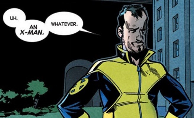 ForgetMeNot. A lesser known X-Man (makes sense) by the name of ForgetMeNot.. What happens to him ?