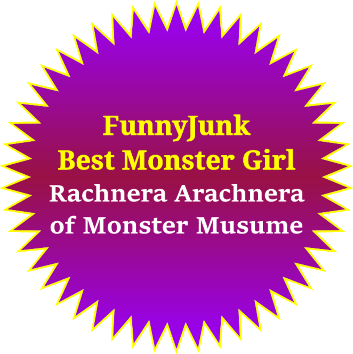 "FunnyJunk Best Monster Girl Contest Compilation (1/2). Part 2: . jrack lli/ Girlaust /liu, GirlFunnyjunk I limits/ ll:: Big GirlPeurto' B e st rd Girl "" r.. rio"