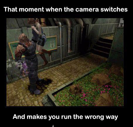 Gamer problem #43. . That moment when the camera switches And makes yuan run the wrong way. Every Time