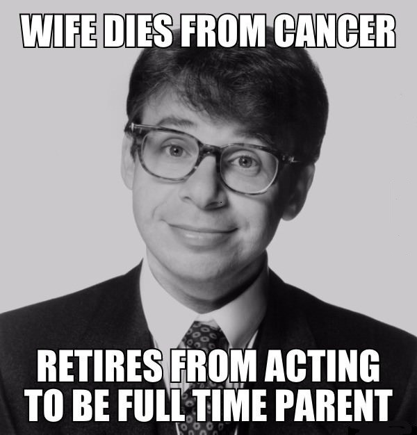 Good Guy Rick Moranis. .. Honey I Raised the Kids