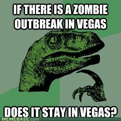 good question.... found on Memebase get naked. IF THERE IS A ZIBDIBBIE IN VEGAS MES IT STAY lit VEGAS?. @ description