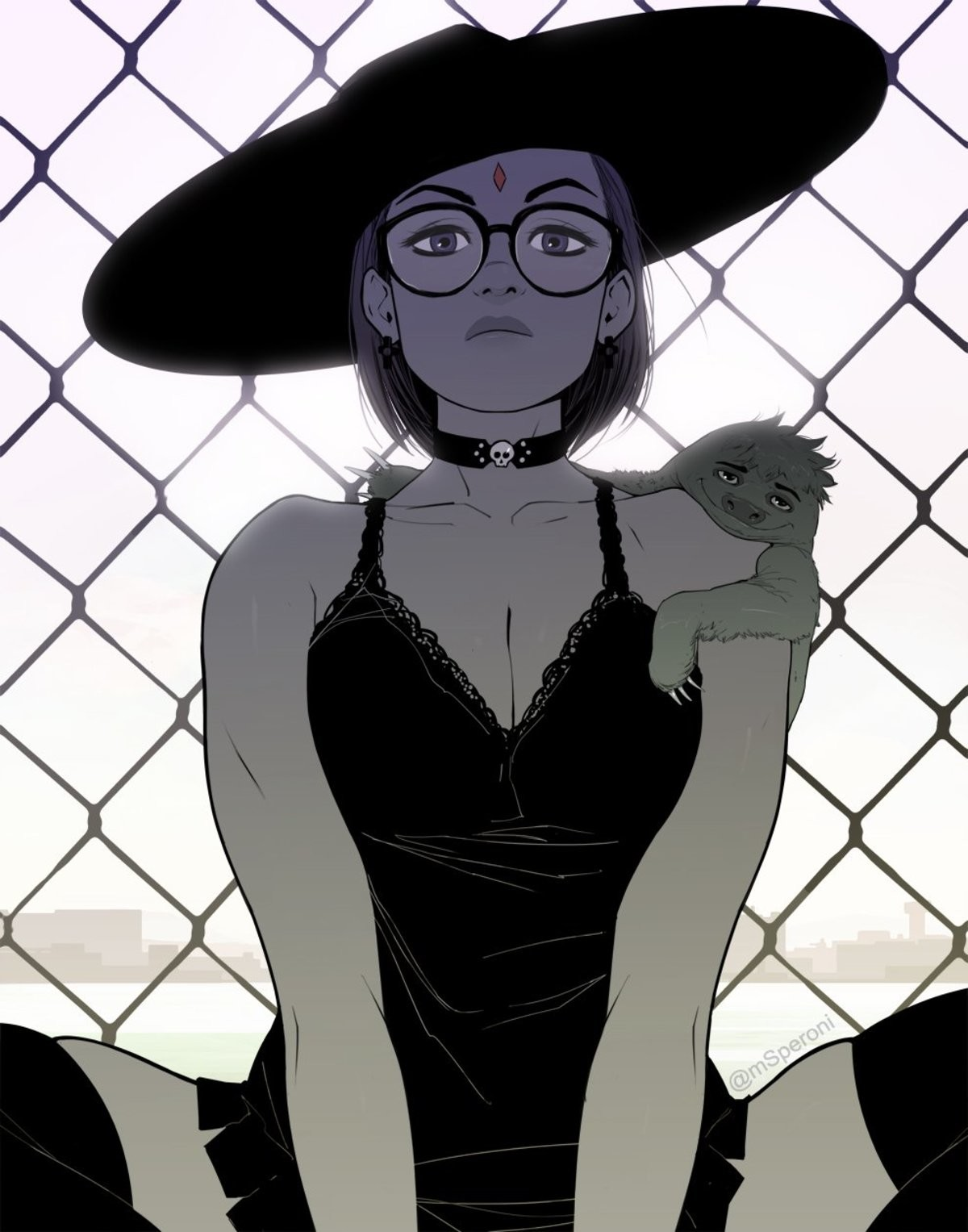 goth sloth. join list: Lewdraven (1615 subs)Mention History.. This would be the perfect visualization of me and my goth gf...