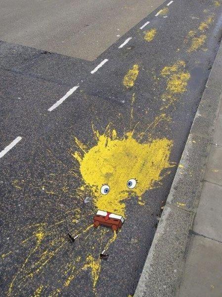 Guys have you seen spongebob?. .. repost