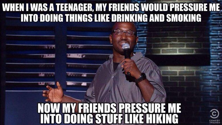 hannibal buress on peer pressure. I love hannibal buress. WHEN I WAS A ', MY FRIENDS WWII] ME INN MINI! THINGS DRINKING Jia. IIA- In new MY FRIENDS PRESSURE ME