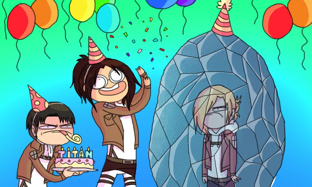 Happy Birthday. .