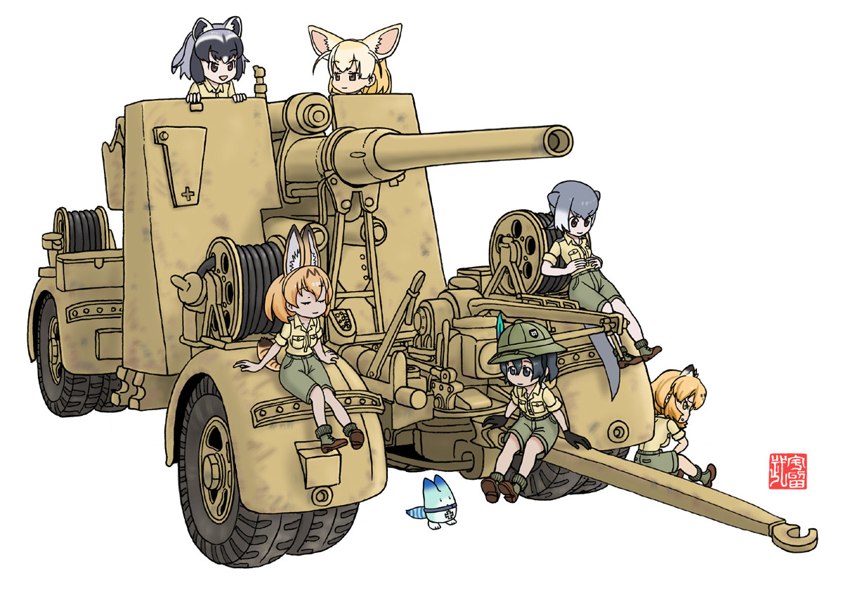 High Caliber of Friendship. Source illust.php?mode=medium&illustid=70076779 join list: CuteMonsterWaifu (1360 subs)Mention History join list:. Welcome to Japari park i ain't saying i made this, but i made this