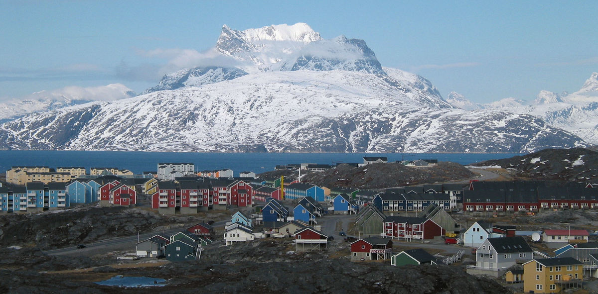 High rent on houses, or apartments.. In Greenland there are problem with overpopulation, well it's because of there are too few houses/apartments. In Greenland
