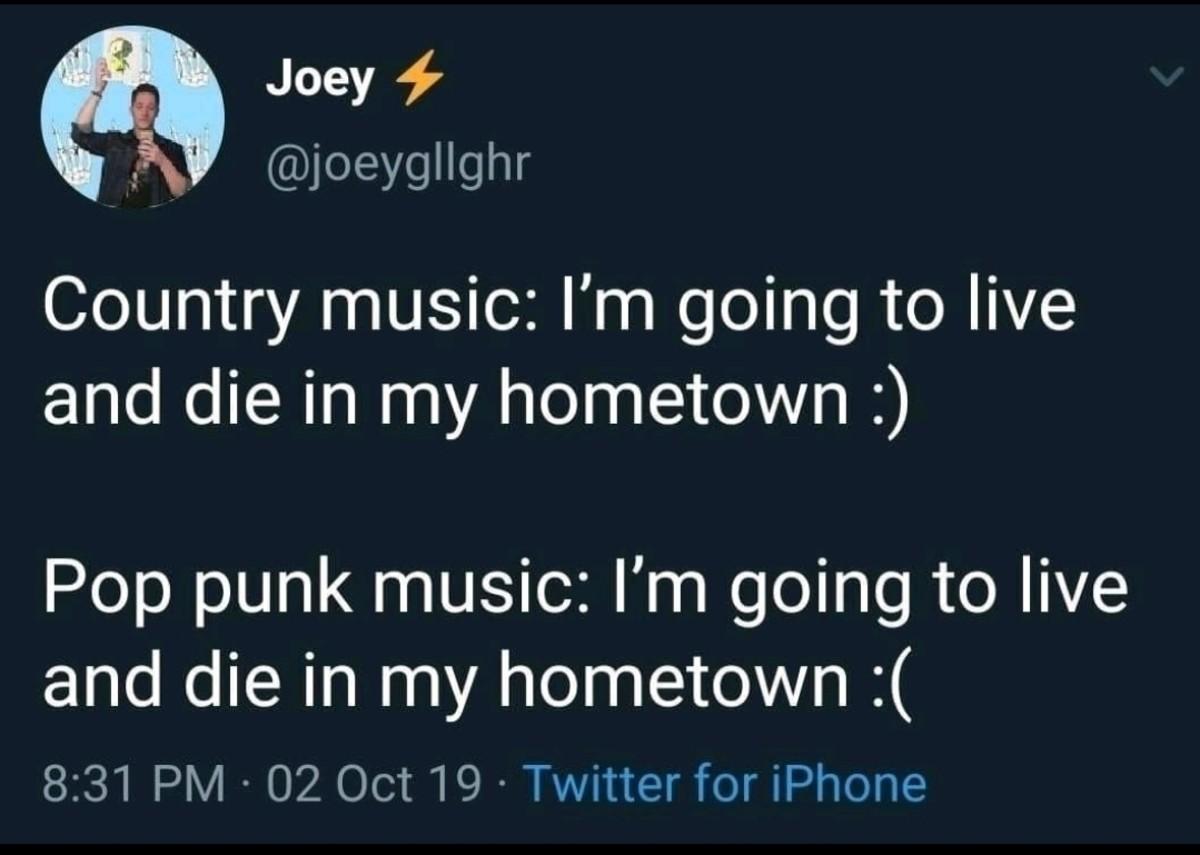 Home Town. .. Power Metal Music: