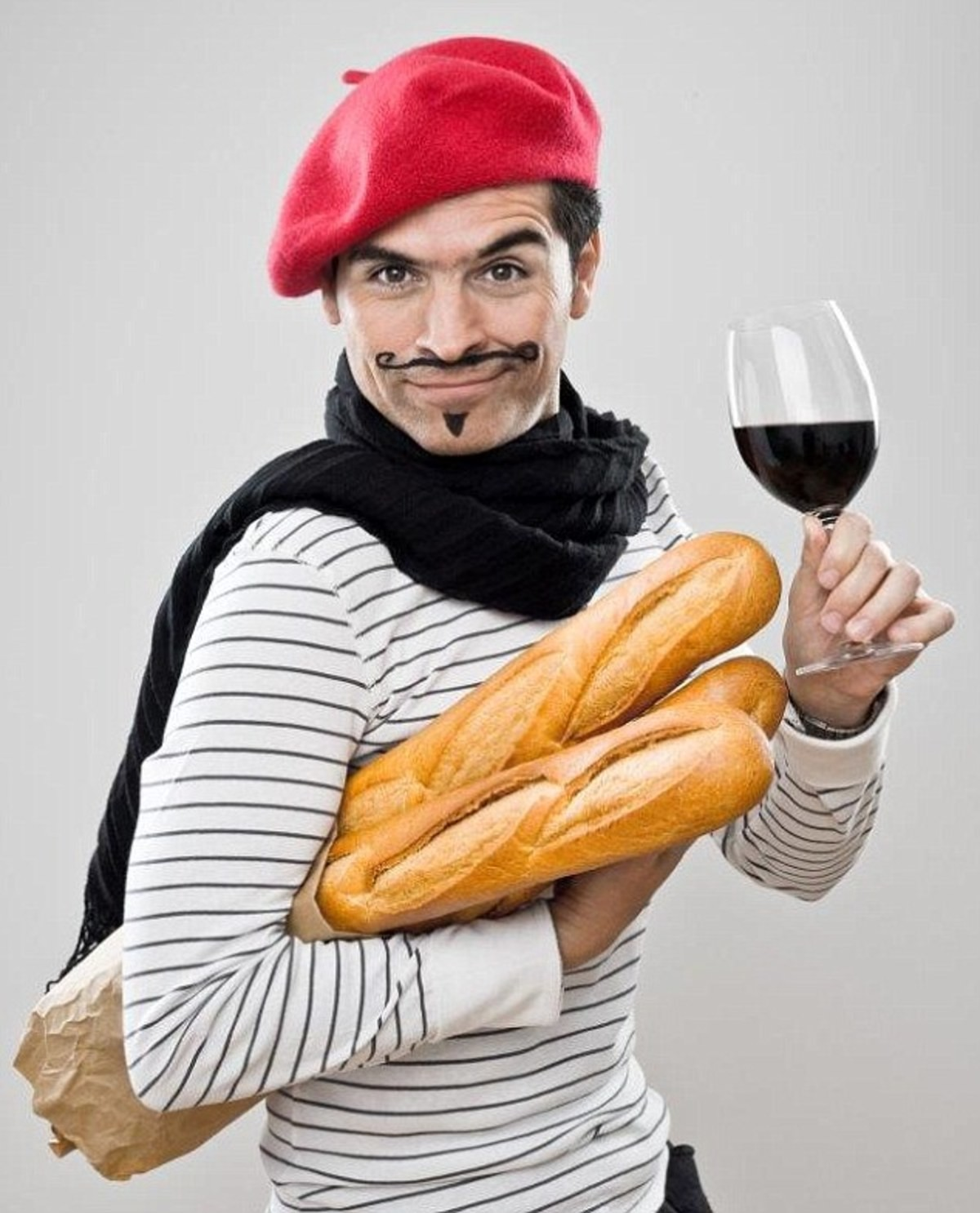 """HON HON HON. The French baguette should be listed as a Unesco cultural treasure, says France's President Emmanuel Macron. """"The baguette is the envy of the"""