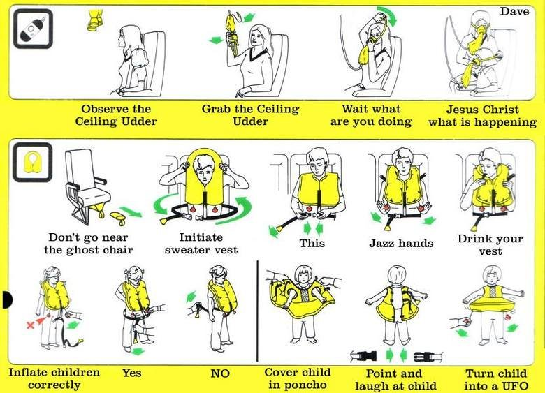 How to safe. . Wait what Jesus Ggreat are you doing what ts happening Don' t go near Drink your J an hands the ghost chair sweater vest Inflate children Yes NO