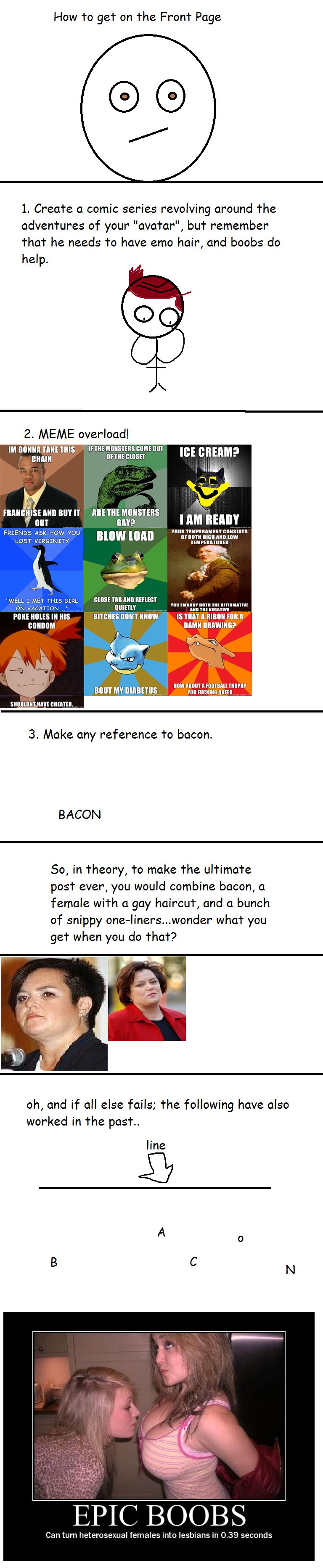 How To Make it On FunnyJunk. I suppose I really wouldn't know from lack of experience, but it's just from what I have observed . How to get on the Front Page I.