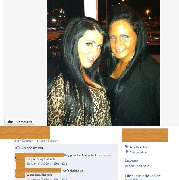 Huge fail in every way. Only at www.youtrolls.com. Like Comment 3 like this, . Tag This Photo 9 Add y pumpkin Fest called they want they' re pumpin back par IS