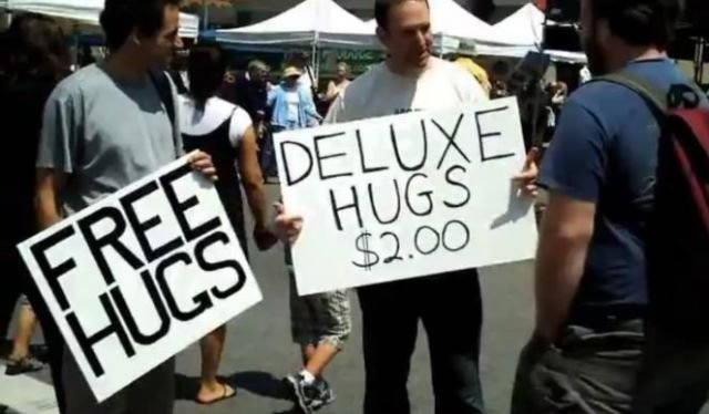 Hugs. found it on the webz.. aaah mediocre films or something didn't he said he got like 50 bucks for one hour?