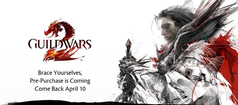 I see what you did there, Arena-Net. . Brace Yourselves, is Coming Come Back April 10