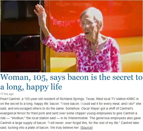 I will live forever!. Look at the tags. Werner}, 105, says beaten is t ecret a happy life an I can me .7, In a lung ! i . lineal: en 'I have eaten ll: eat polit