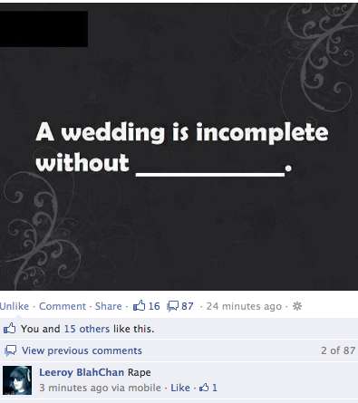 Insert Title Here.... Saw this on my FB newsfeed.. And cookies