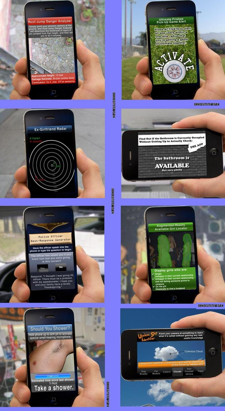 iPhone Apps Compilation. Don't forget to thumb<br /> Thanks to ThatsSoFunnyHeHe. um) Danger Analyzer 4 and r will the minty l you jumped Hum \ nu men ml y