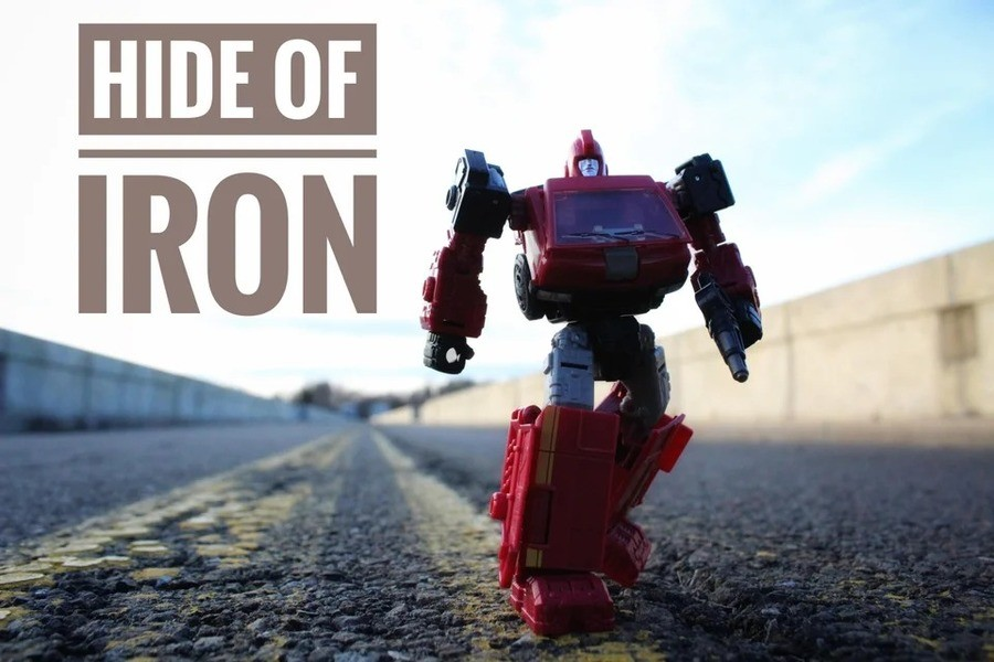 Ironhide's new country album cover:. newcountryalbumcover/ Featuring such hits as: Too Red to Feel Blue Ironhide is a Heavy Ride Well that's just Prime (Line da