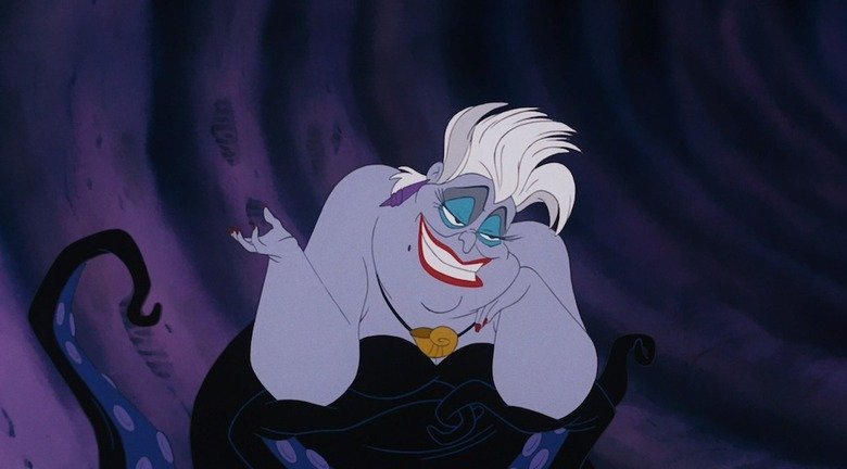 Is it just me or does Ursula look like a. Feminazi?.