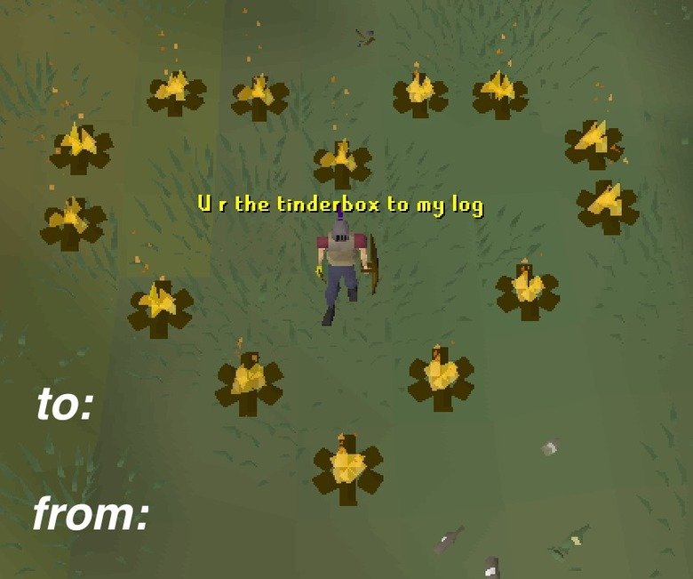 Jagex love. . from:. Can be taken sexually.