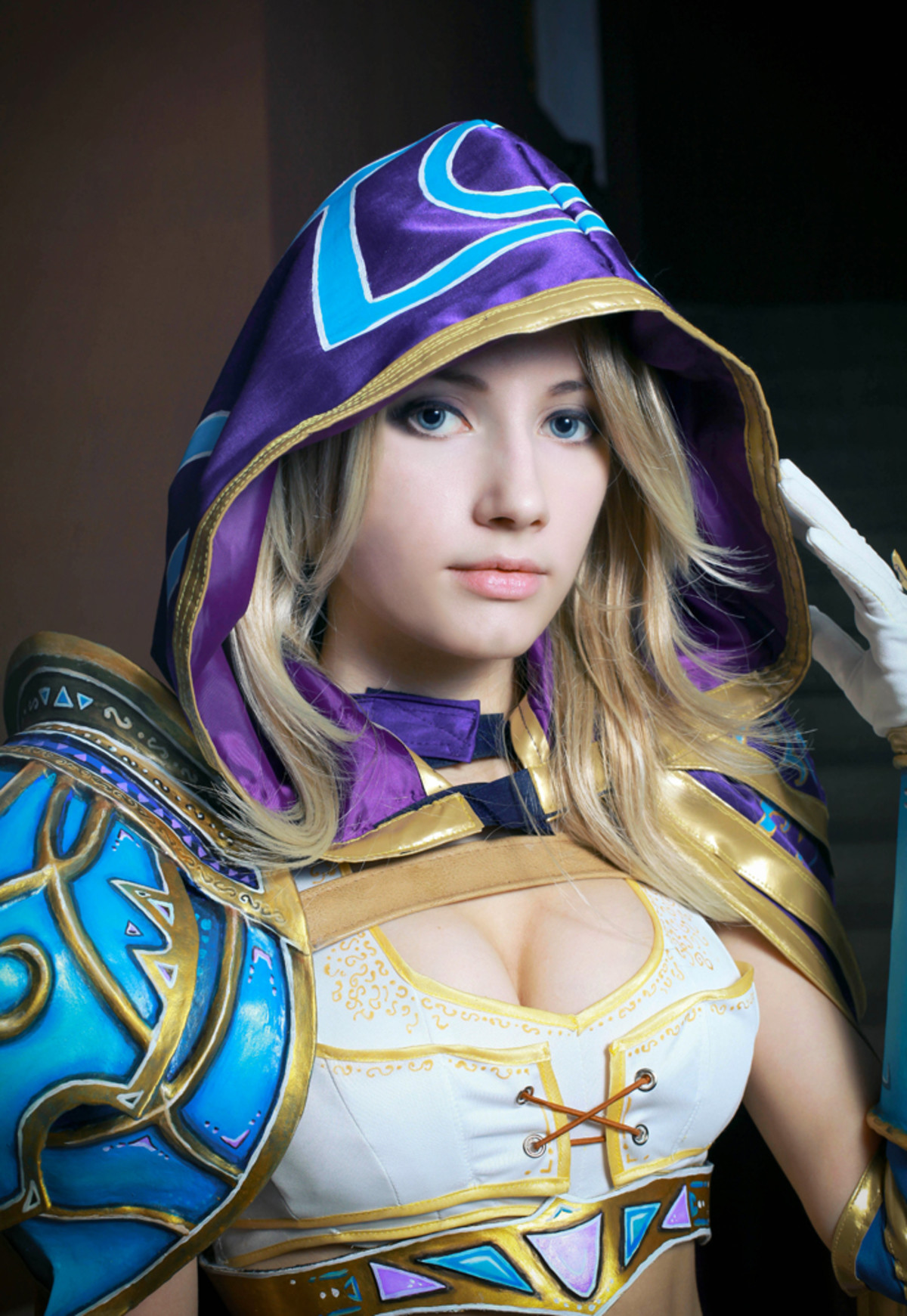 Jaina Proudmoore. .. wow is right, goddamn!