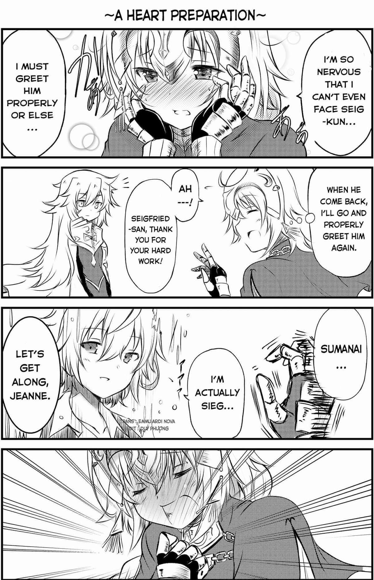 Jeanne Wants That Dragon . join list: Lewds4DHeart (1602 subs)Mention History. PM so NERVOUS ' THAT I CAN' T EVEN FACE sos PROPERLY OR ELSE WHEN HE COME BACK, S