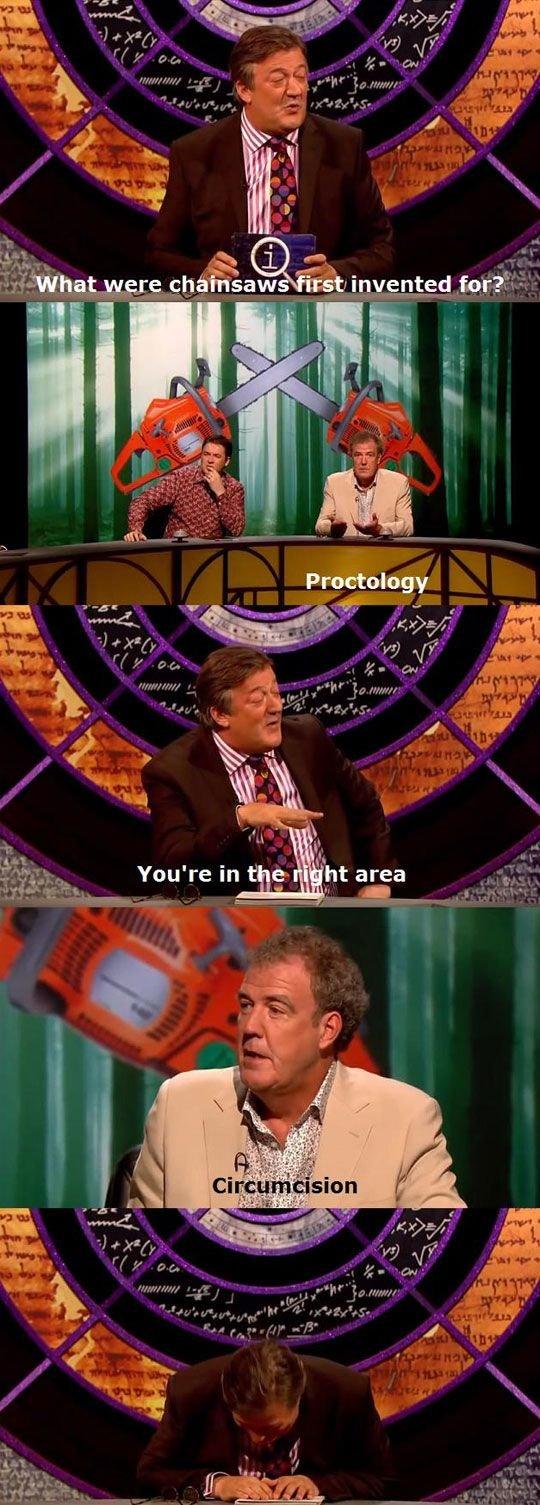 Jeremy Clarkson. .