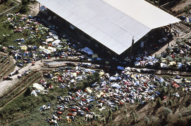 """Jonestown Mass Suicide. November 18th, 1978 was a tragic day for a lot of people in northwestern Guyana. A religious organization called """"Jonestown"""" was under s"""