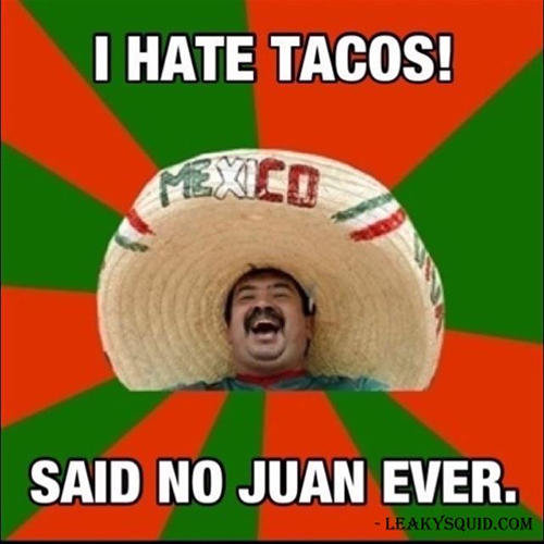 Juan. just sharing.. I HATE TACK% SAID JUAN EVER.. Son of a bitch. I forgot to log in...