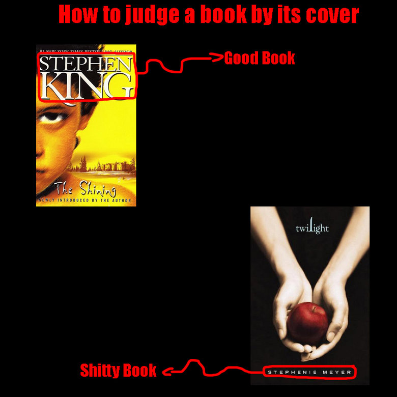 Judge a Book by its Cover. . twilight MEYER