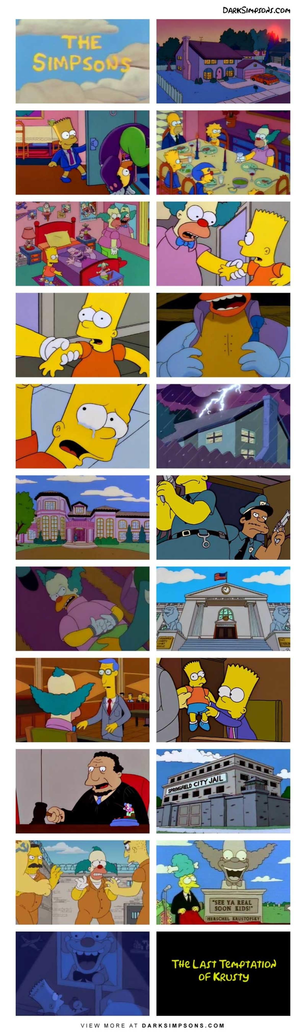 Krusty: See ya real soon kids!. . con we LAN KRUSTY VIEW MORE AT ,