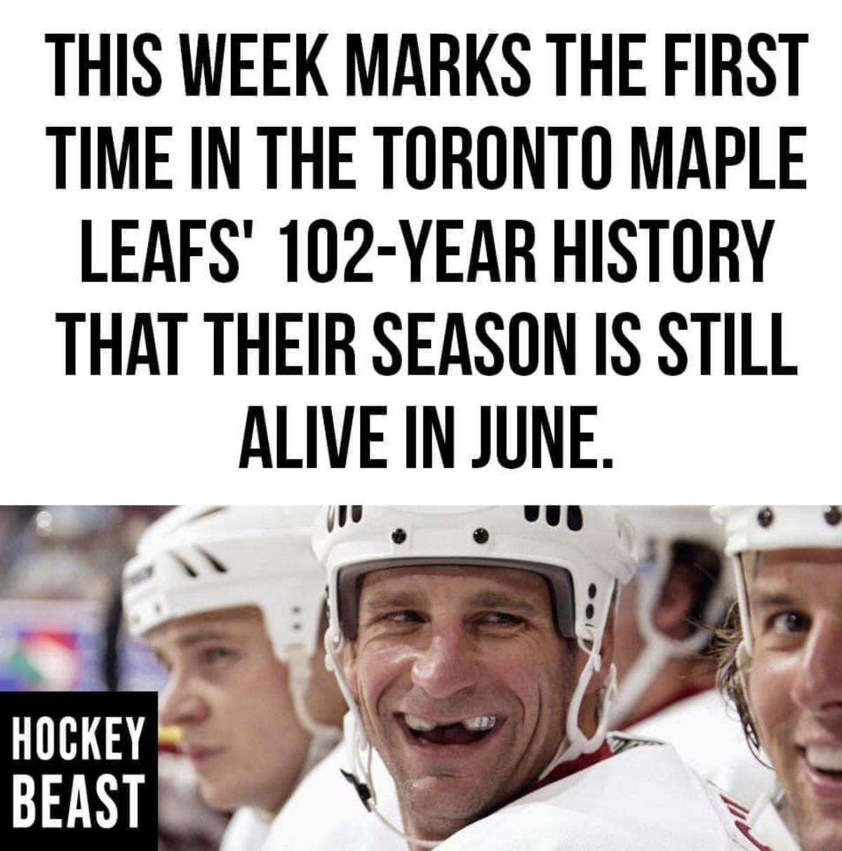 Leafs suck!. .