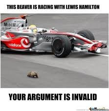 Leave it to Beaver. Who needs horsepower when you have beaver power?.