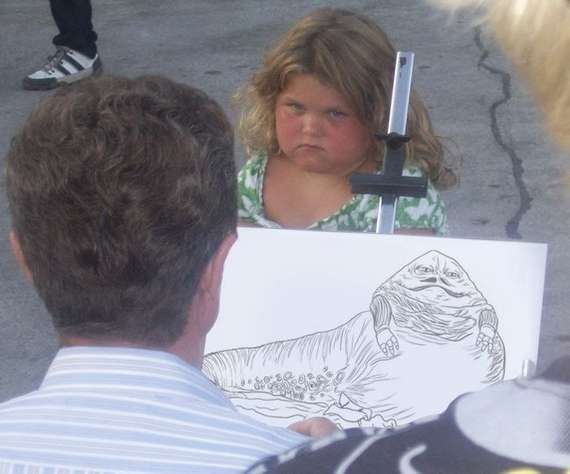 Legit drawing is legit. what you guys think? i think he has really captured her expression.. CLOSE ENOUGH