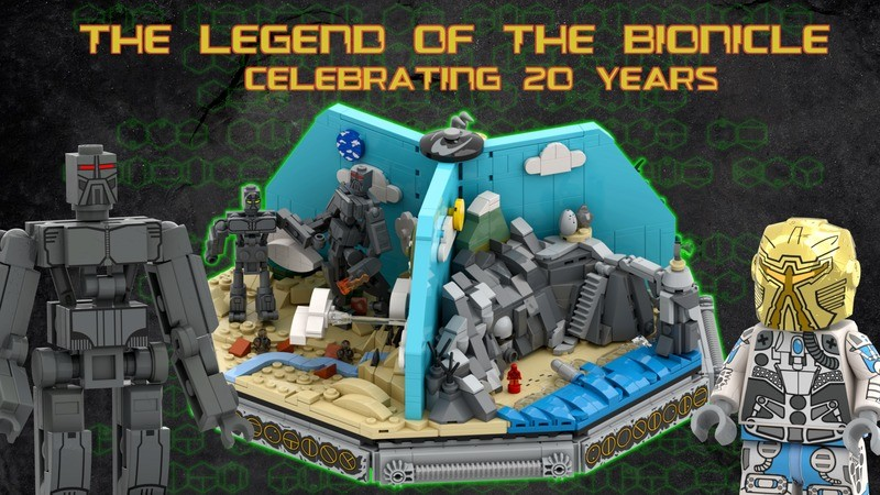 LEGO Ideas Bionicle Final Decision. Review Results for The Legend of the BIONICLE: Celebrating 20 years of Lego stories Our team has thoroughly considered the p