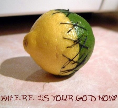 Limon. what has science done?!.. WHAT HAS SCIENCE DONE?!!?!?!?!?!?!?!?!?!?!?!?!?!
