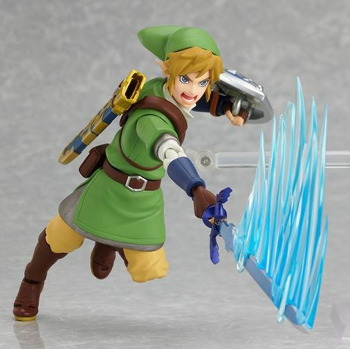link. figma Link (Re-Release)  US $ 38.99 Learn more: The Hero of Winds returns to the figma lineup once again with this re-release of figma Link! ★E
