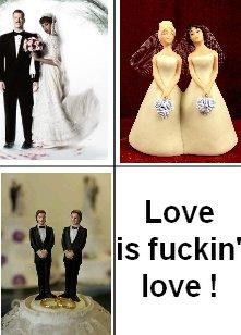 Love Is Love. .
