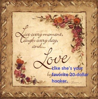 Love. .