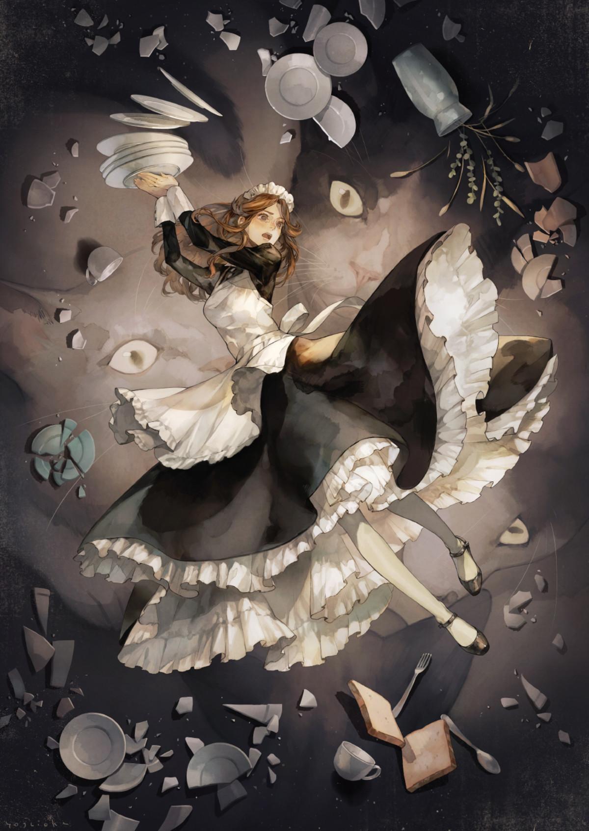 Maid March part 11. join list: SplendidServants (486 subs)Mention History join list:. helose canichaikait