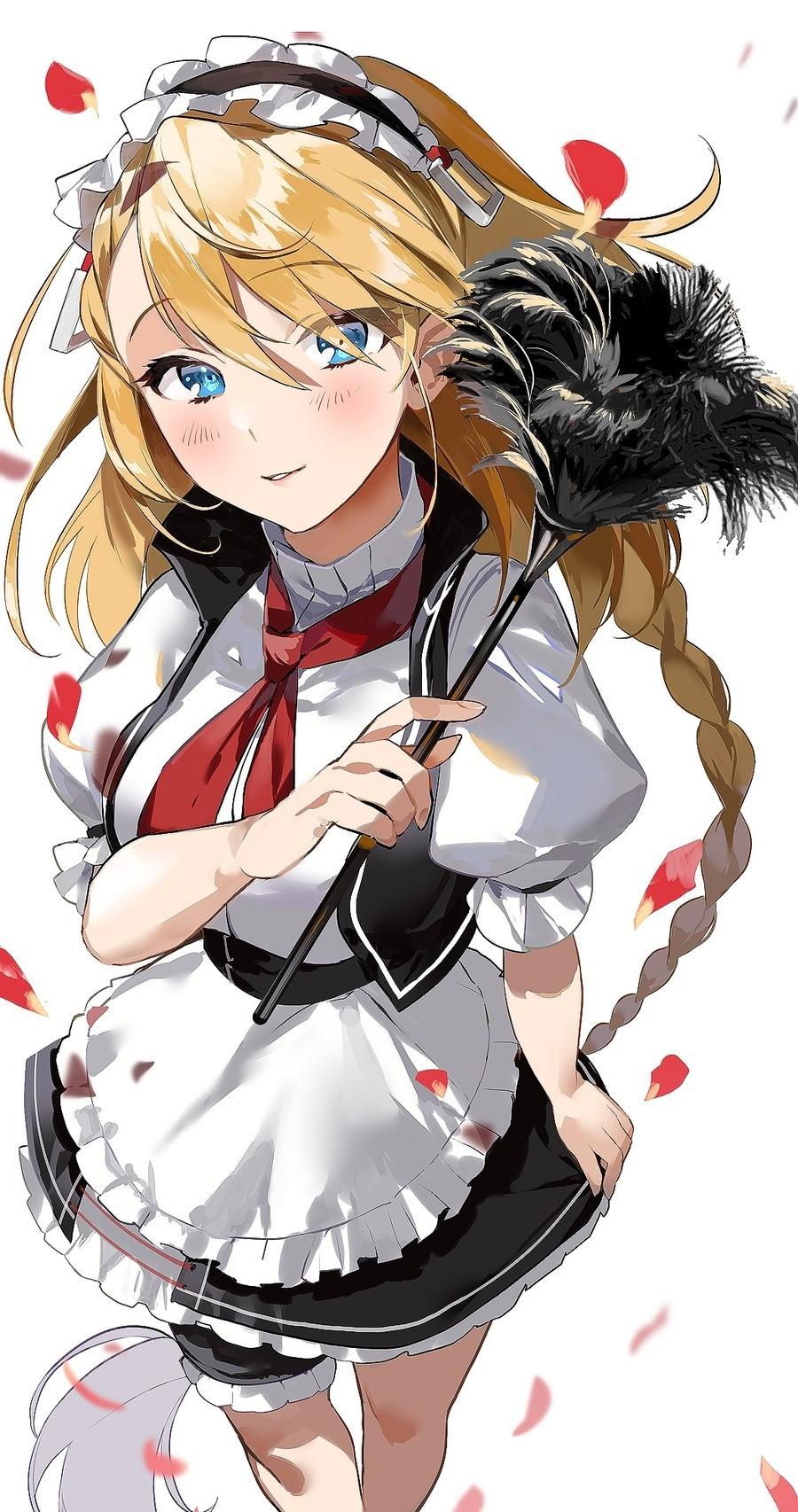 Maid March part 22. join list: SplendidServants (486 subs)Mention History join list:. German meido waifu.