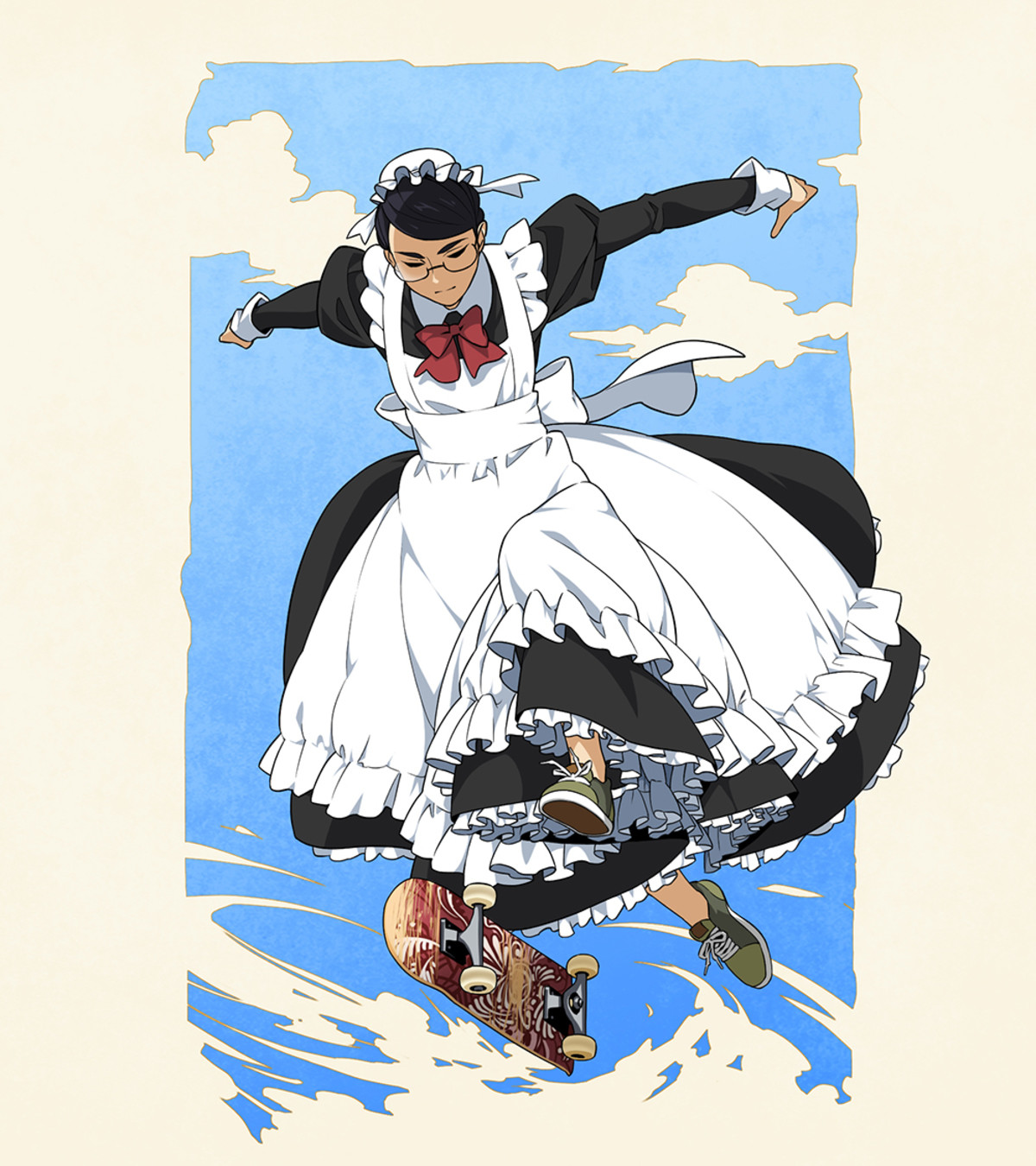 Maid March part 4. join list: SplendidServants (486 subs)Mention History join list:. Helose