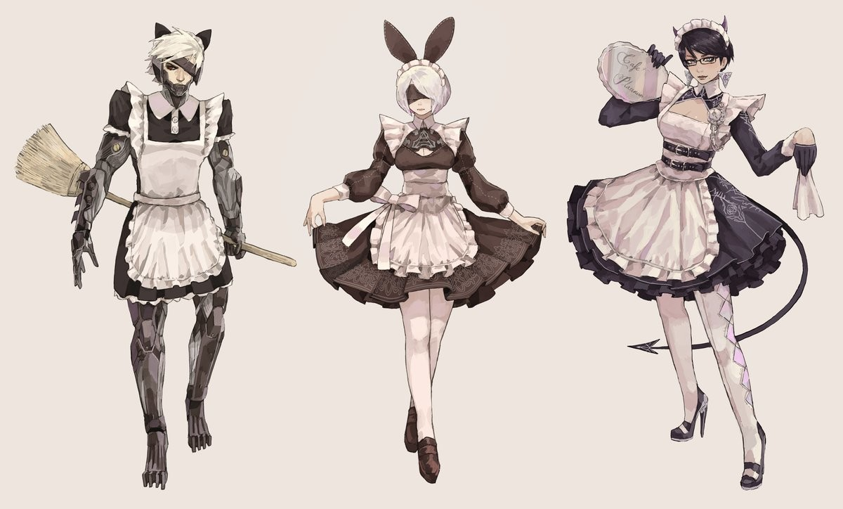 maids. join list: SplendidServants (486 subs)Mention History join list:. helose reapandknow