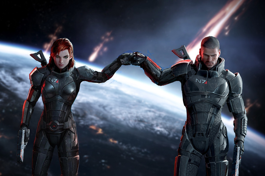 Mass effect Survey. What Gender do you usually pick/prefer for Shepard? Male Female Like both equally Did you just assume Shepard's gender? Vote! (View results)