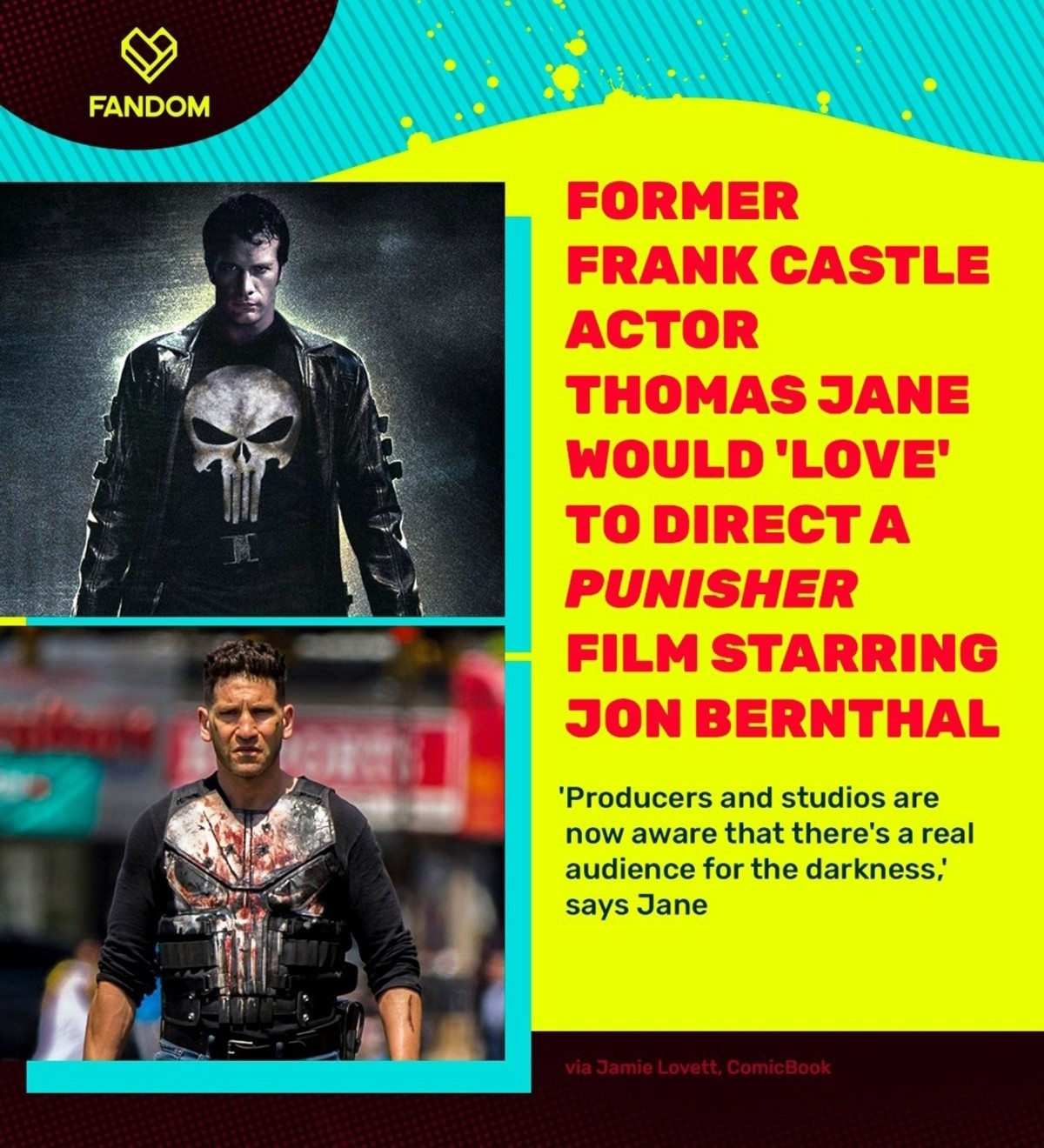 MCU Denied.. .. I just finished Season 1 of the punisher and it was pretty good, a bit slow but it had a good ending, I think the punisher works better as a show rather then a
