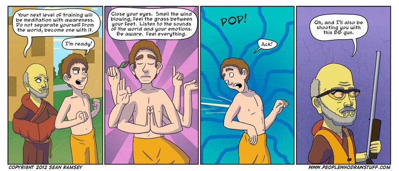 Meditation Motivation. .