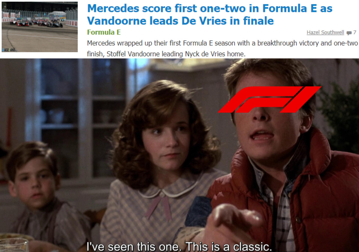Mercedes, please don't.... join list: Motorsports (185 subs)Mention History.. Merc roflstomping again?