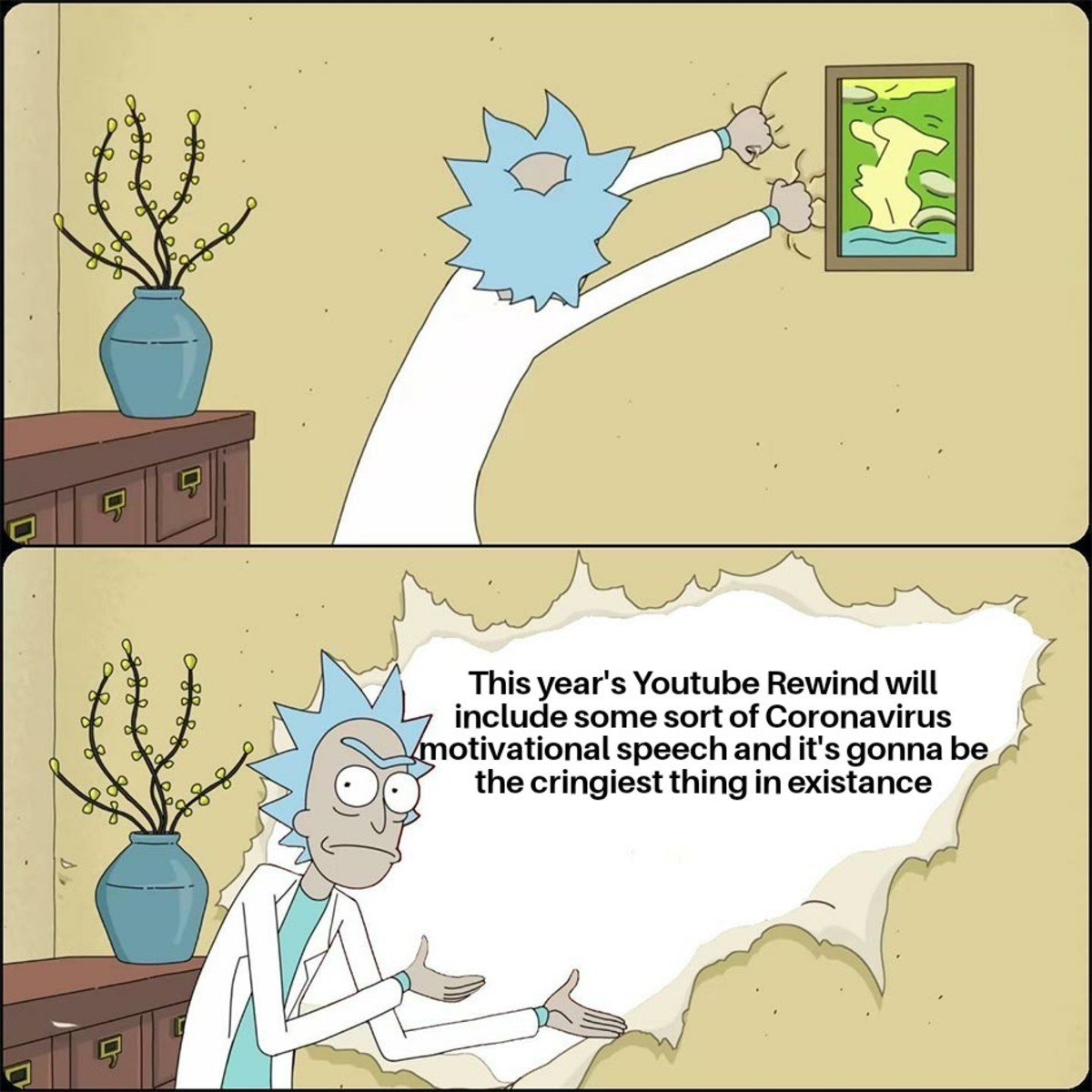 midway overrated Snail. .. Brave of you to assume there will BE a youtube by 2021