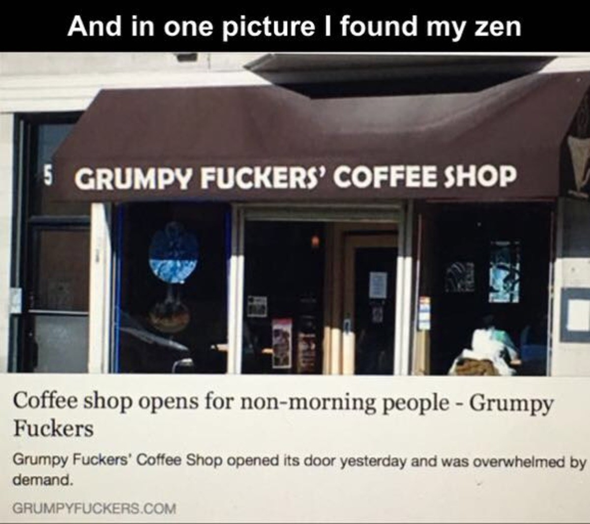 """mindless Beaver. .. Never understood the whole """"dont talk to me till i have my coffee"""" like thats gonna magically take away grumpiness."""